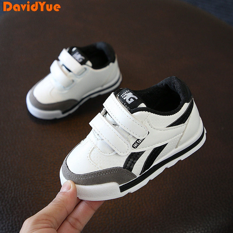davidyue kids shoes for girls boys 2018 spring summer new sneakers sports shoes running causal kids flat sneakers shoes