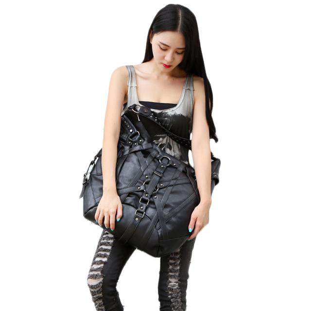 2015 HOT Women Handbag Special Offer PU Leather bags women messenger bag Splice grafting Vintage Shoulder Crossbody Bags
