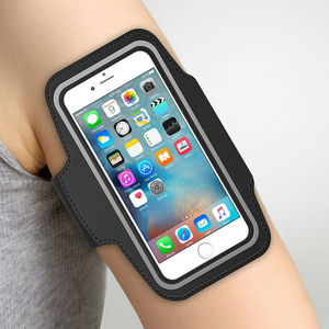 Image 5 - Armband For Xiaomi Redmi K40 / K40 Pro / K40 Pro+ 5G 6.67 inch Gym Running Sport Arm Band Cell Phone Holder Bag Cover Case