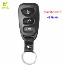 Buy hyundai nf sonata and get free shipping on aliexpress keyecu replacement keyless entry remote control car key fob 3button 433mhz fandeluxe Choice Image
