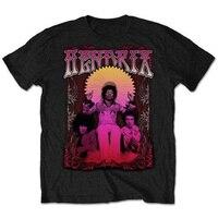 Tailored Shirts O Neck Comfort Soft Short Sleeve Mens Jimi Hendrix Karl Ferris Wheel Shirt
