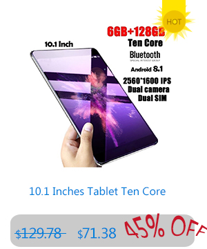tablet 10 core