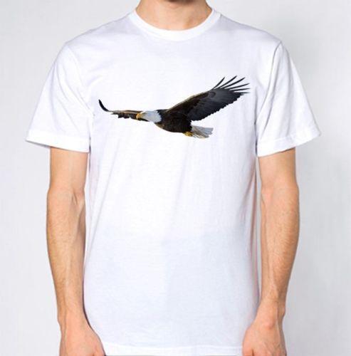Bald Eagle TShirt Bird Sea...