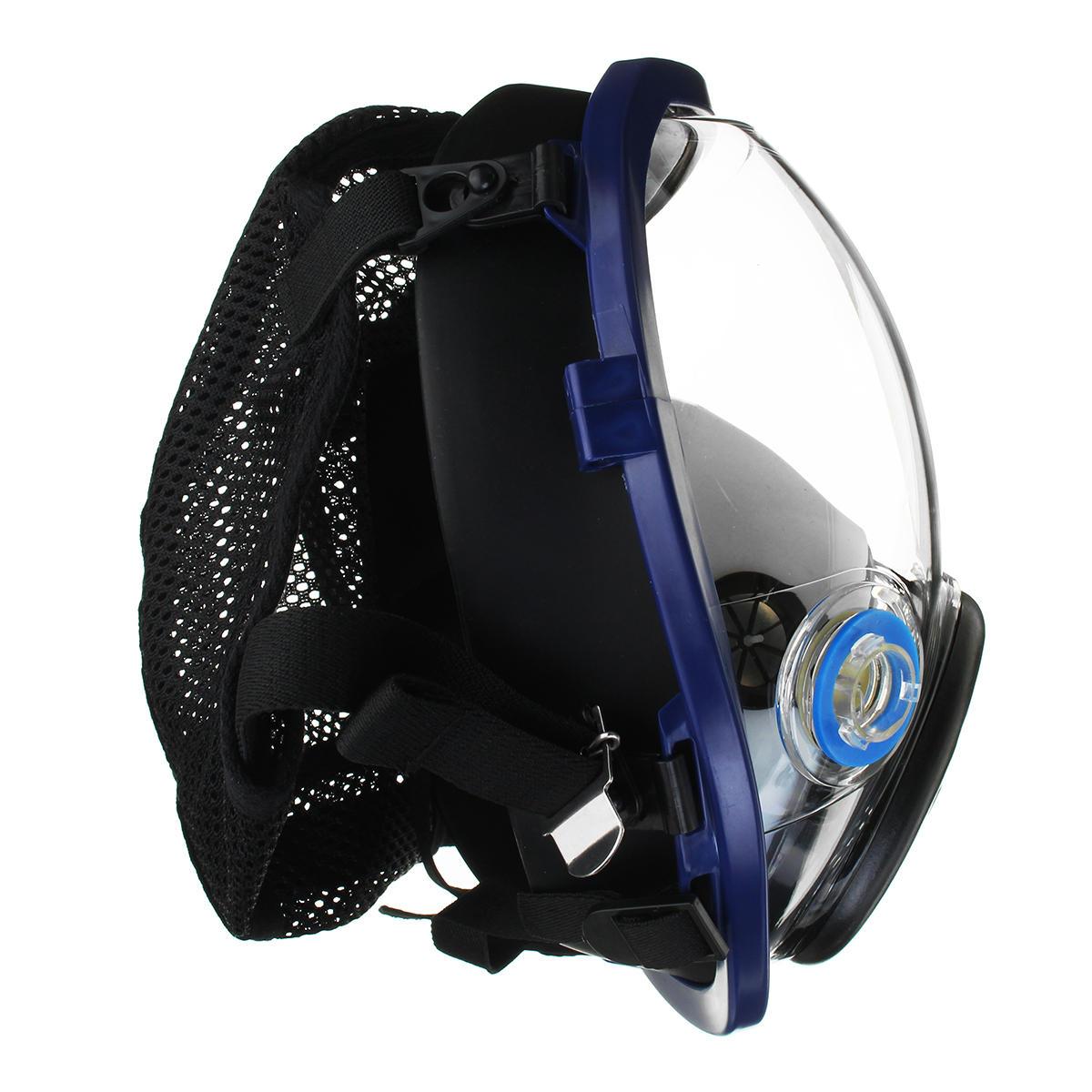 Анти туман электрическая маска + 2 шт фильтр бумага pm2.5 формальдегид активированный уголь пыль запах вторичного дыма Воздухопроницаемый - 3
