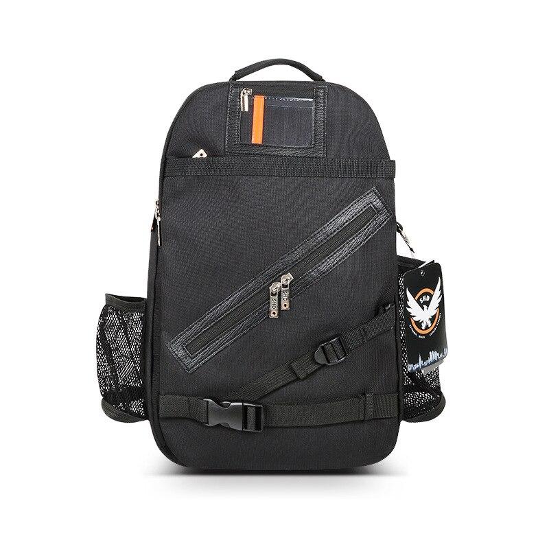 Nouveautés Tom Clancy la Division sac à dos sac à dos SHD Cosplay sacs à dos sacs d'école Mochilas sac à dos d'ordinateur