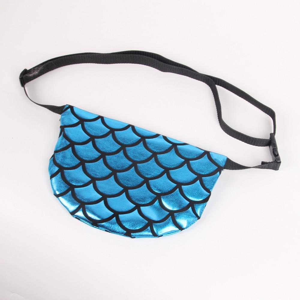 Mermaid Sequins Fanny Pack