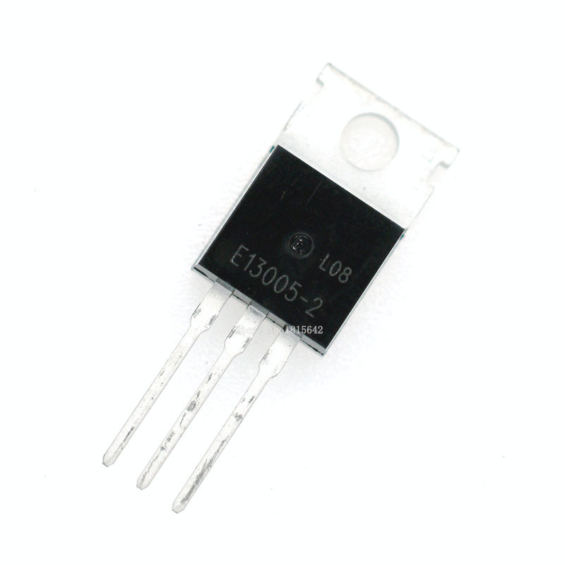 10PCS/Lot Triode <font><b>E13005</b></font> <font><b>E13005</b></font>-2 13005a <font><b>e13005</b></font> TO-220 NPN Power Transistor Wholesale New image