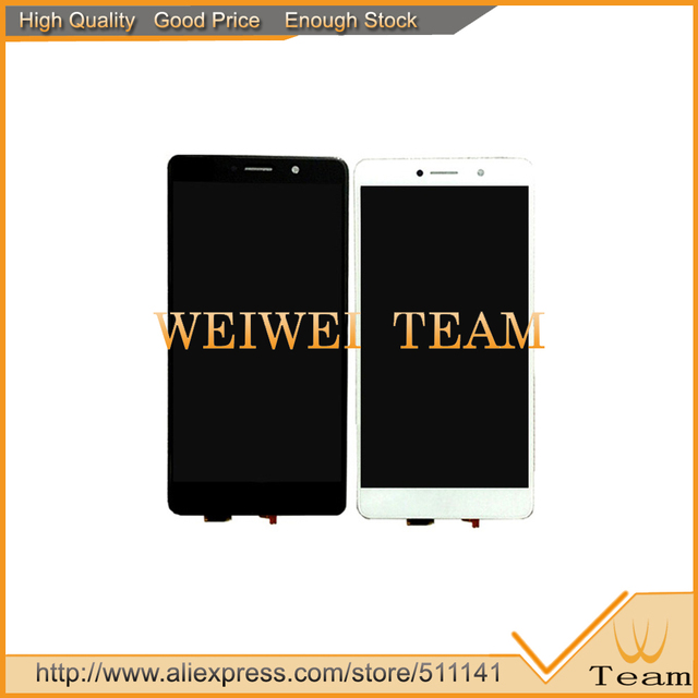 Para 5.5 pulgadas huawei honor 6x lcd display + touch screen reemplazo digitalizador asamblea envío gratis