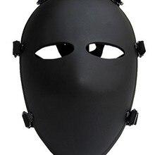 Военная Униформа 6 пуленепробиваемая Маска анфас маска шлем NIJ IIIA.44 прочная маска