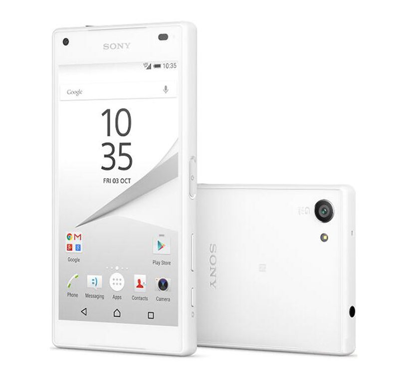 "Refurbished Sony Xperia Z5 E5823 Unlocked z5 mini GSM 4G Android Octa-Core 4.6"" 23MP WIFI GPS 32GB E5823 yellow 1"