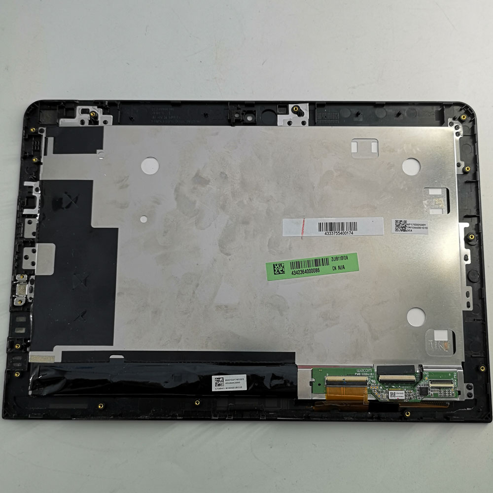10.1 B101uan01.7 Lcd Display Touch Screen Matrix Tablet Assembly With Frame For Lenovo Thinkpad 10 2nd Generation Small Scratch An Enriches And Nutrient For The Liver And Kidney Tablet Lcds & Panels