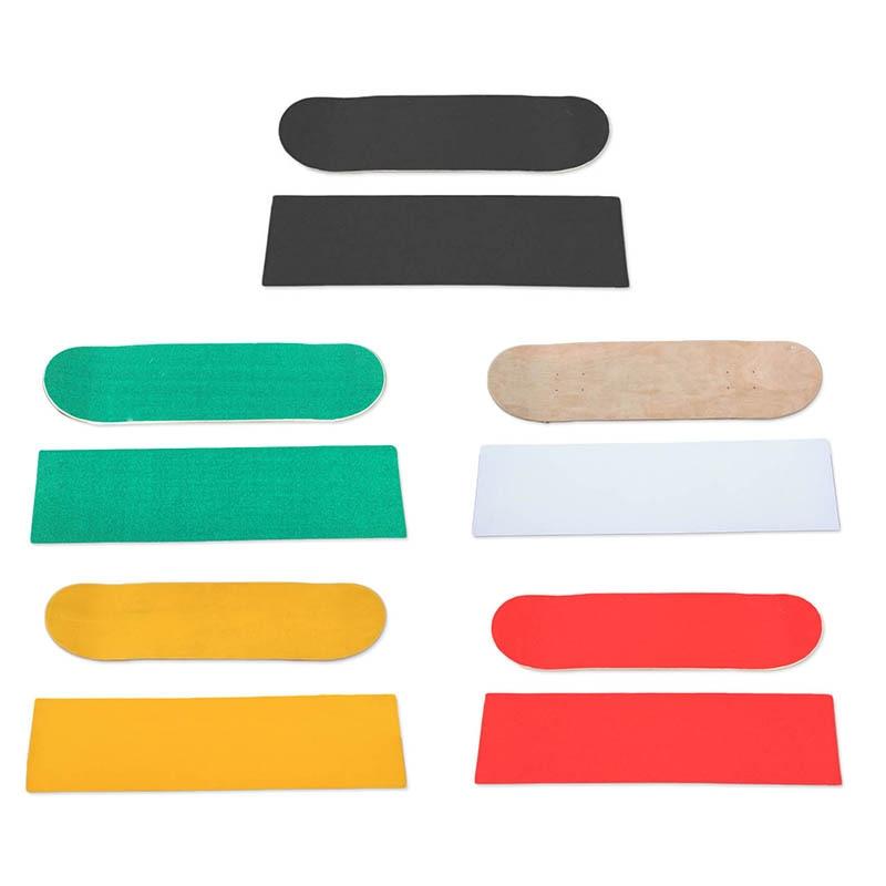 83x21.5cm Colorful Skateboard Sandpaper Grip Tape Griptape Skating Board Sticker Skateboard Accessories Parts