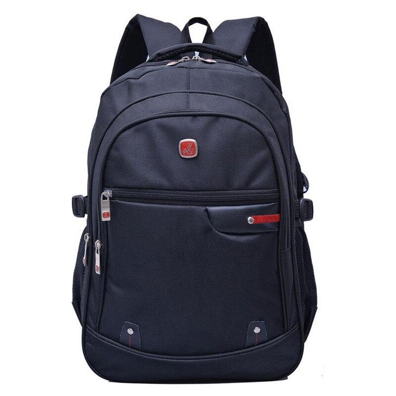 Male Travel Business Trip Backpack Waterproof Women Men Shoulder Bag Boys Girls Teenager School Bags Office Work Daypack