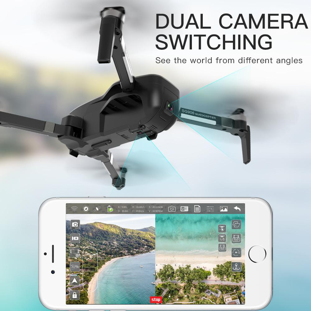 Beast SG906 Drone Dual Switching Camera