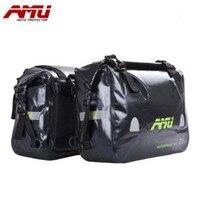 AMU Motorcycle Bag Tank Bags Waterproof Motorbike Saddle Bags Saddle Long distance Motorcycle Travel Bag
