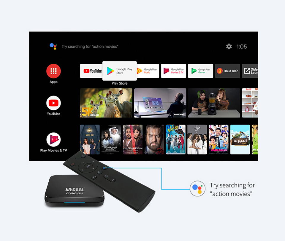 Italy IPTV Spain France 4K Android 9.0 KM9Pro S905X2 BT 4.0 Dual-Band Wifi SUBTV 1 Year Code IPTV Portugal Germany smart box     (5)