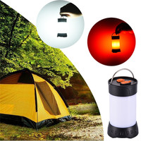 Portable Camping Lantern 350LM Shinight LED Light Waterproof Flashlight Use Rechargeable Battery Outdoor Lighting Tent Lamp