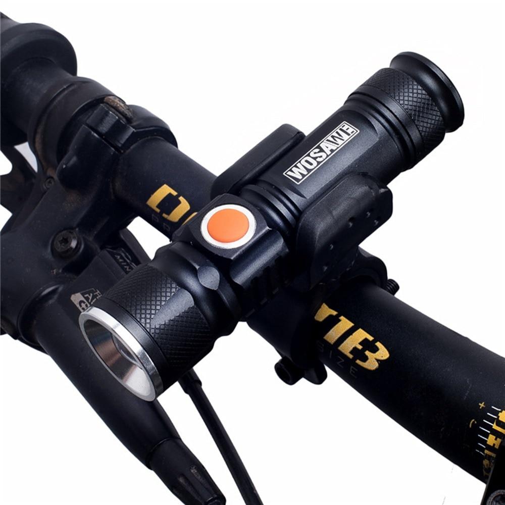 Siklus Cahaya Isi Ulang Beli Murah Lots From Rockbros Hy Ld306 Bicycle Headlight Rechargeable 100 Lm Lampu Sepeda Wosawe Ultra Terang Peregangan Zoom Cree T6 200 M Depan Led Senter