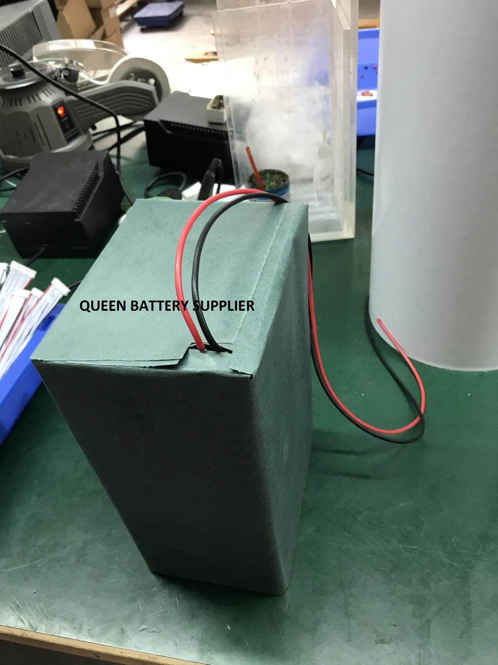 12S13P 44.4 V 18650 battery pack for SANYO GA with bms (6-10A) 45.5Ah 18650 BATTERY
