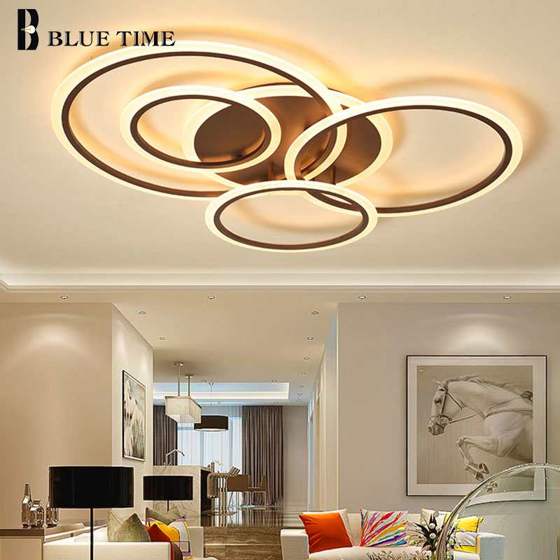 Led Ceiling Lights For Living room Bedroom Kitchen Lustre Acrylic Ceiling Lamp Surface Mounted Indoor Home Lighting Fixtures