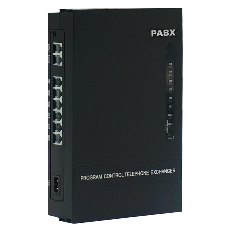 Kapı telefonu açacağı ile PBX sistemi MD206 Homd ve Ofis - İletişim Ekipmanları - Fotoğraf 1