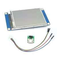 Nextion 2 8 HMI LCD Display Module TFT Touch Panel For For Arduino Raspberry Pi ESP8266