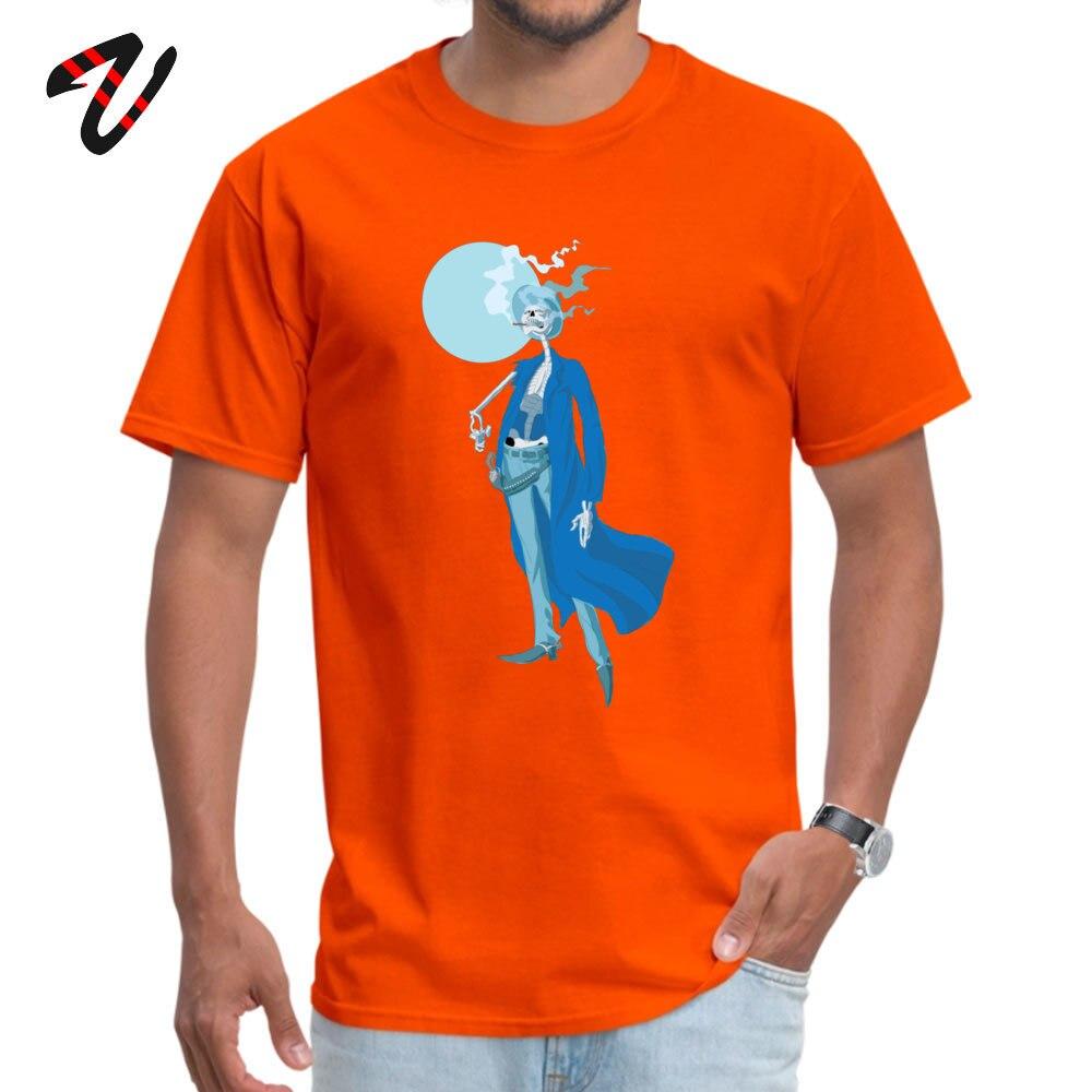 Slim Blue T Shirts Custom Short Sleeve Retro Round Collar Cotton Fabric Tees Printed On T Shirts for Men Fall Drop Shipping Slim Blue 16991 orange