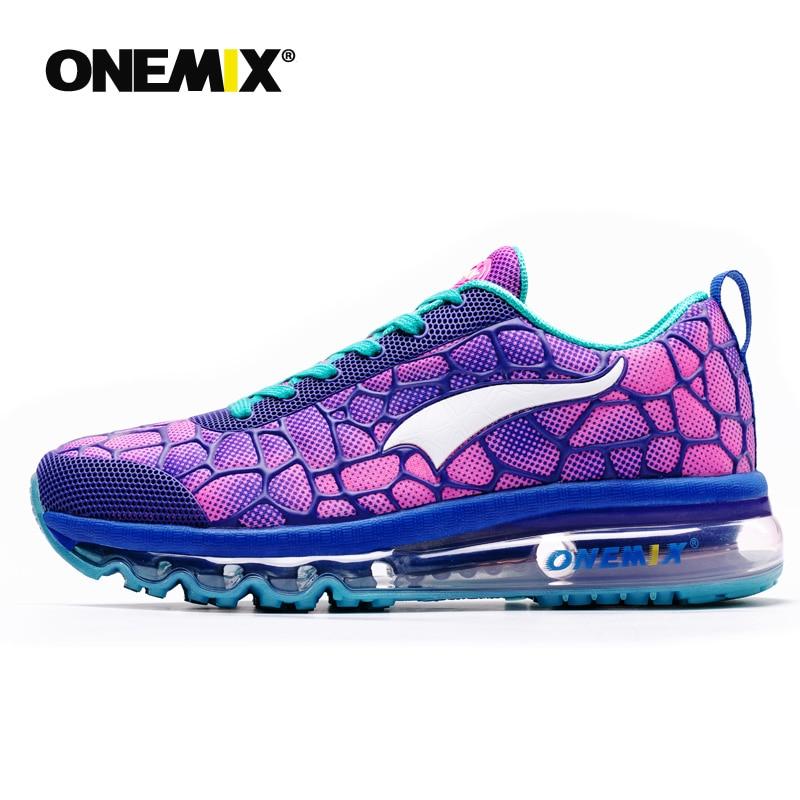 Sepatu Lari Pria Onemix Bernapas zapatillas hombre Sepatu Olahraga - Sepatu kets - Foto 4