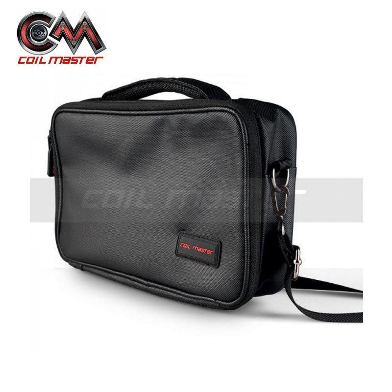 100% Original Coil Master Vape Bag For Electronic Cigarette Box Vape Mod KIT Atpmizer Vaporizer Tank DIY TOOl For Gear Carrying цены