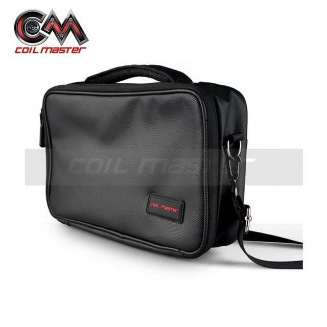 100 Original Coil Master Vape Bag For Electronic Cigarette Box Mod Kit Atpmizer Vaporizer