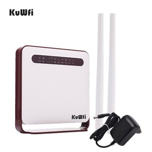 Image 1 - Unlocked 4G LTE Wireless CPE Router 300Mbps Wireless Router with Sim Card Slot&RJ45 Port Home Wifi Routers Up to 32Users