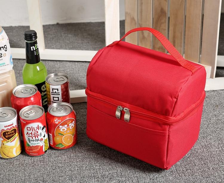 piquenique sacos de armazenamento de alimentos almoço