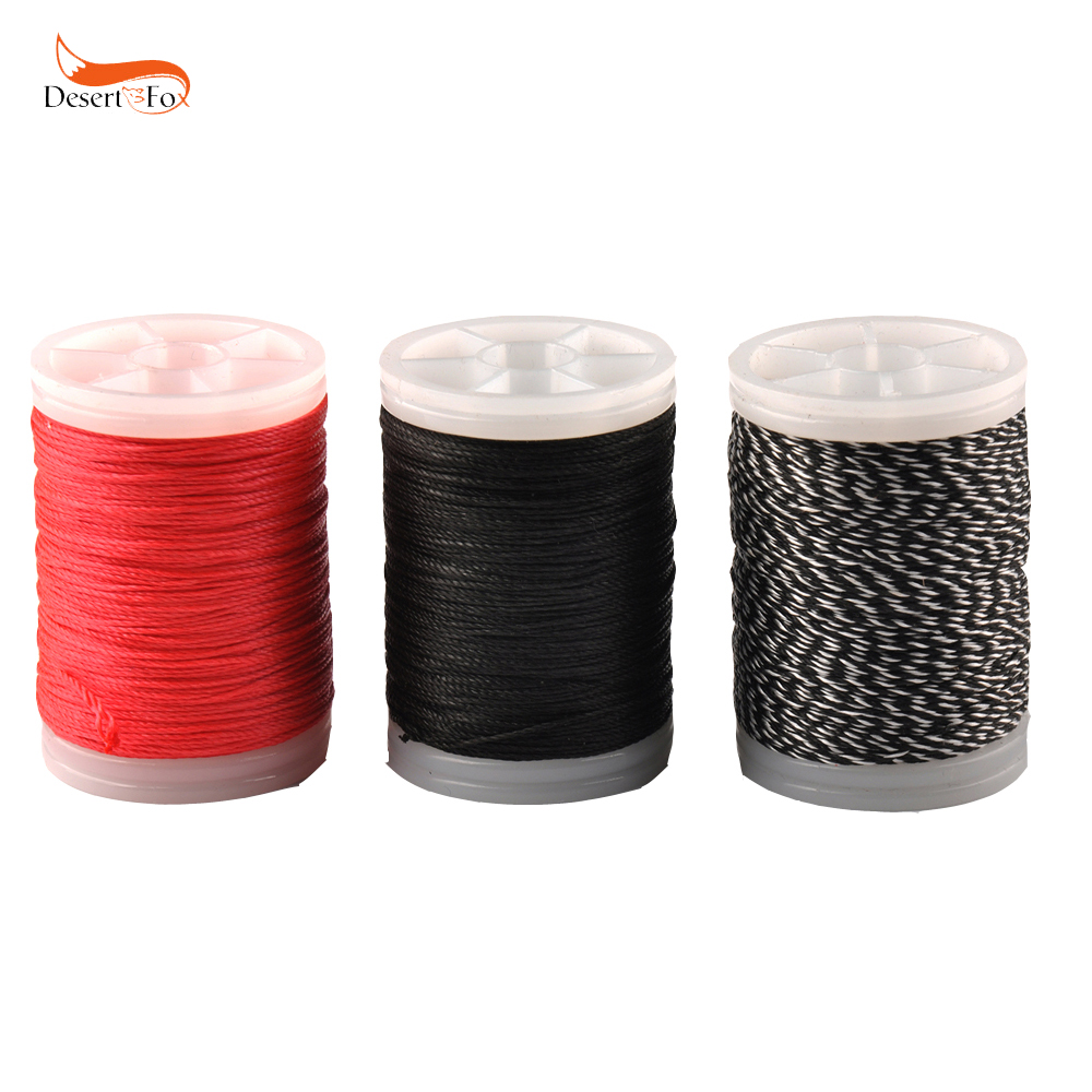 3 Color High Quatity Profession Bow String Serving Thread 120m/Roll 0.02