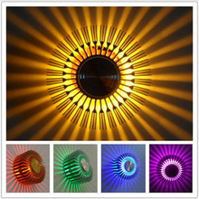 Creative LED Wall Lamp