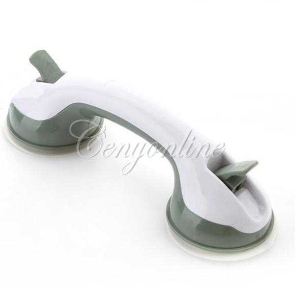 New Arrival Super Shower Support <font><b>Grab</b></font> <font><b>Bar</b></font> Grip <font><b>Suction</b></font> <font><b>Cup</b></font> Tub Bath Bathroom Safety Handle