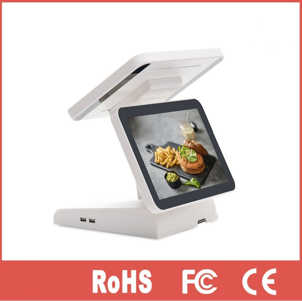 12 Inch Touch Screen Windows Pos System All In One Cash Register Retail Pos