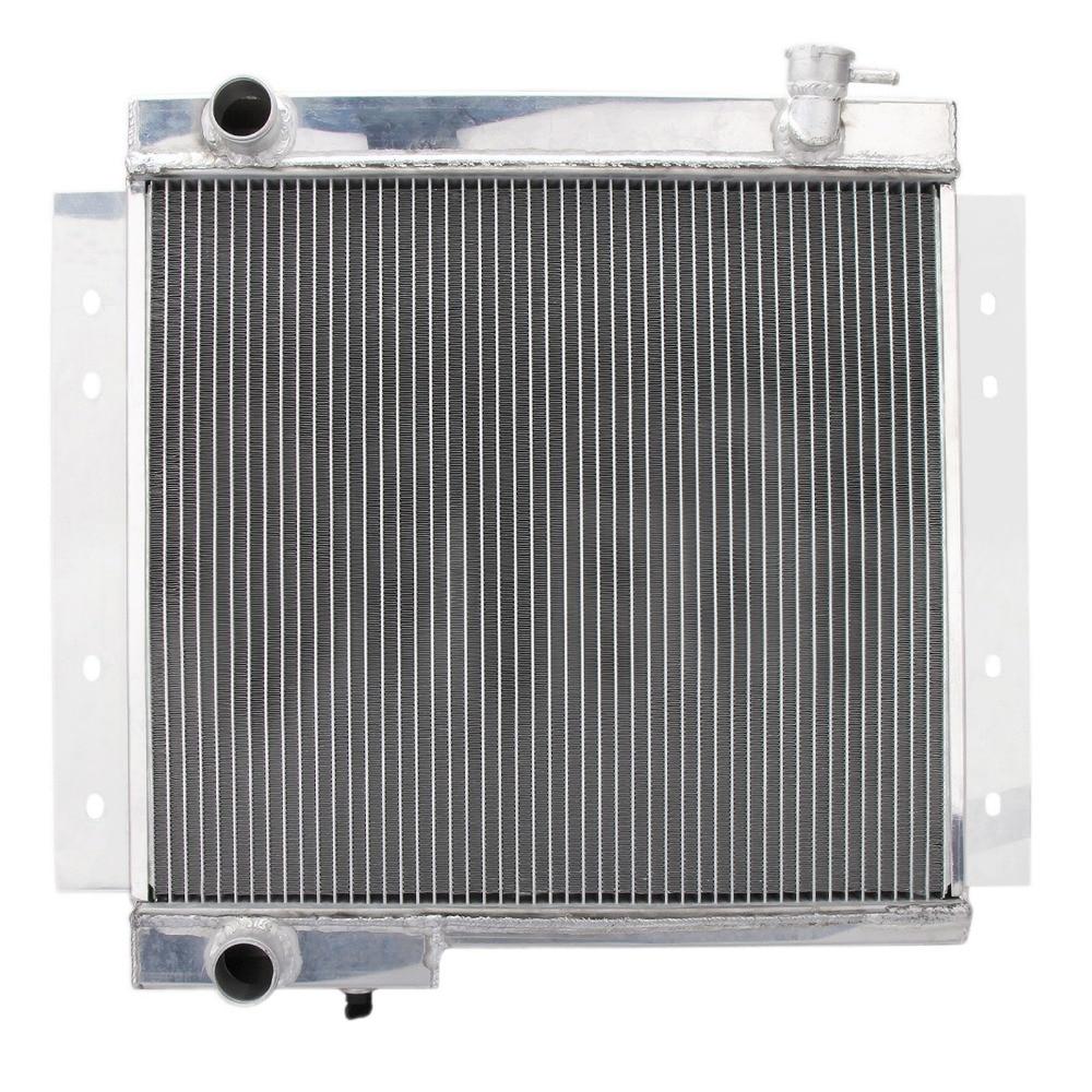 US $324 86 33% OFF|Car RADIATOR for toyota Landcruiser 80 84 Series BJ40  BJ42 3 4L Diesel MT Full Aluminum 1640056100 1640056101-in Radiators &  Parts