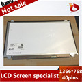 Brand NEW  A+ For Dell inspiron 15R 5537 3521 3537 5528 laptop LCD screen 15.6'' Slim LED 1366*768 40pins