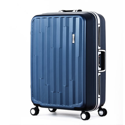 PC Aluminum Frame Anti-scratching Lever Box Universal Wheel Travel Luggage Box Check-in Box Wear-resistant Scratch-proof CD50