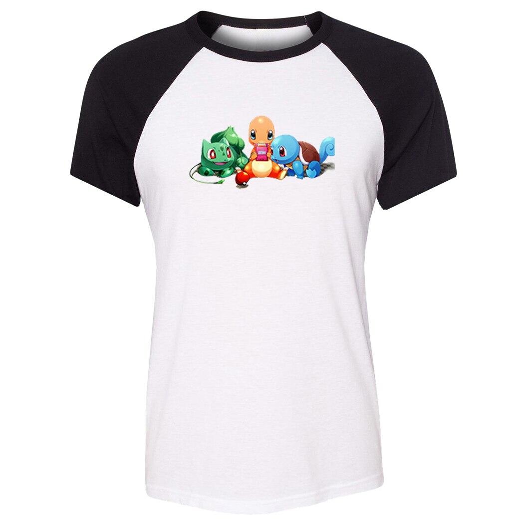 font-b-pokemon-b-font-charmander-bulbasaur-squirtle-pokeball-womens-ladies-short-sleeve-printing-t-shirt-graphic-tee-shirt-cotton-tshirts