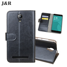 Cover For Doogee X7 Doogee X7 Pro 6.0 inch Case Wallet Leather Flip Cases Original J&R Brand Kickstand Mobile Phone Bags & Cases