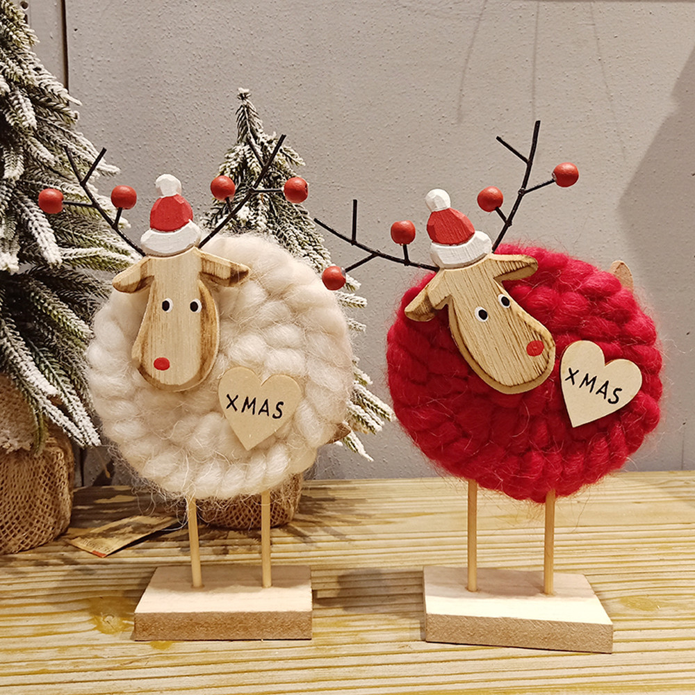 Home Decor Ideas 2019: Christmas Gifts For 2019 New Year Xmas Decor Home Felt