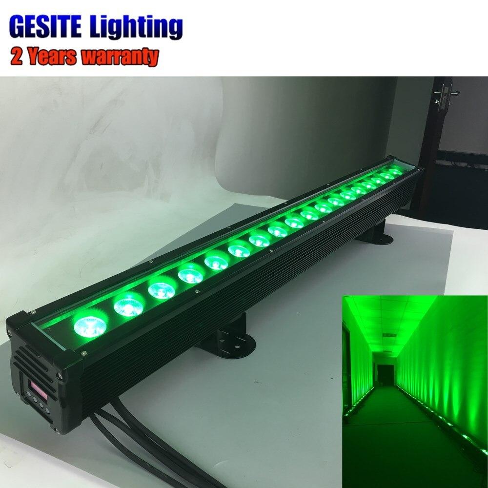 4 PCSLOT180pcs * 18 W RGBWA UV