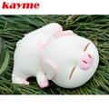 Kayme Pig Bamboo Charcoal Bag Car Air Freshener New Car Smell Adsorption Auto Air Cleaner Doll Odor Deodorant