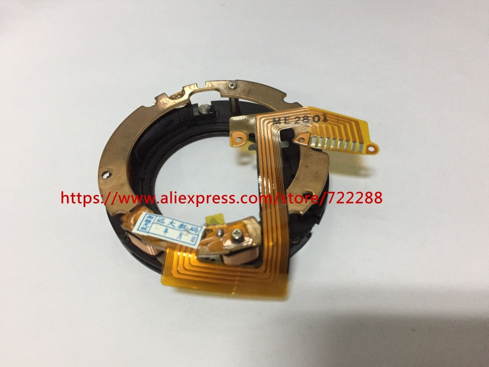 Repair Parts For Canon Ef 85mm F/1.2 L Ii Usm Lens Aperture Group Assy Power Diaphragm Control Unit Yg2-2246-000 Back To Search Resultselectronic Components & Supplies