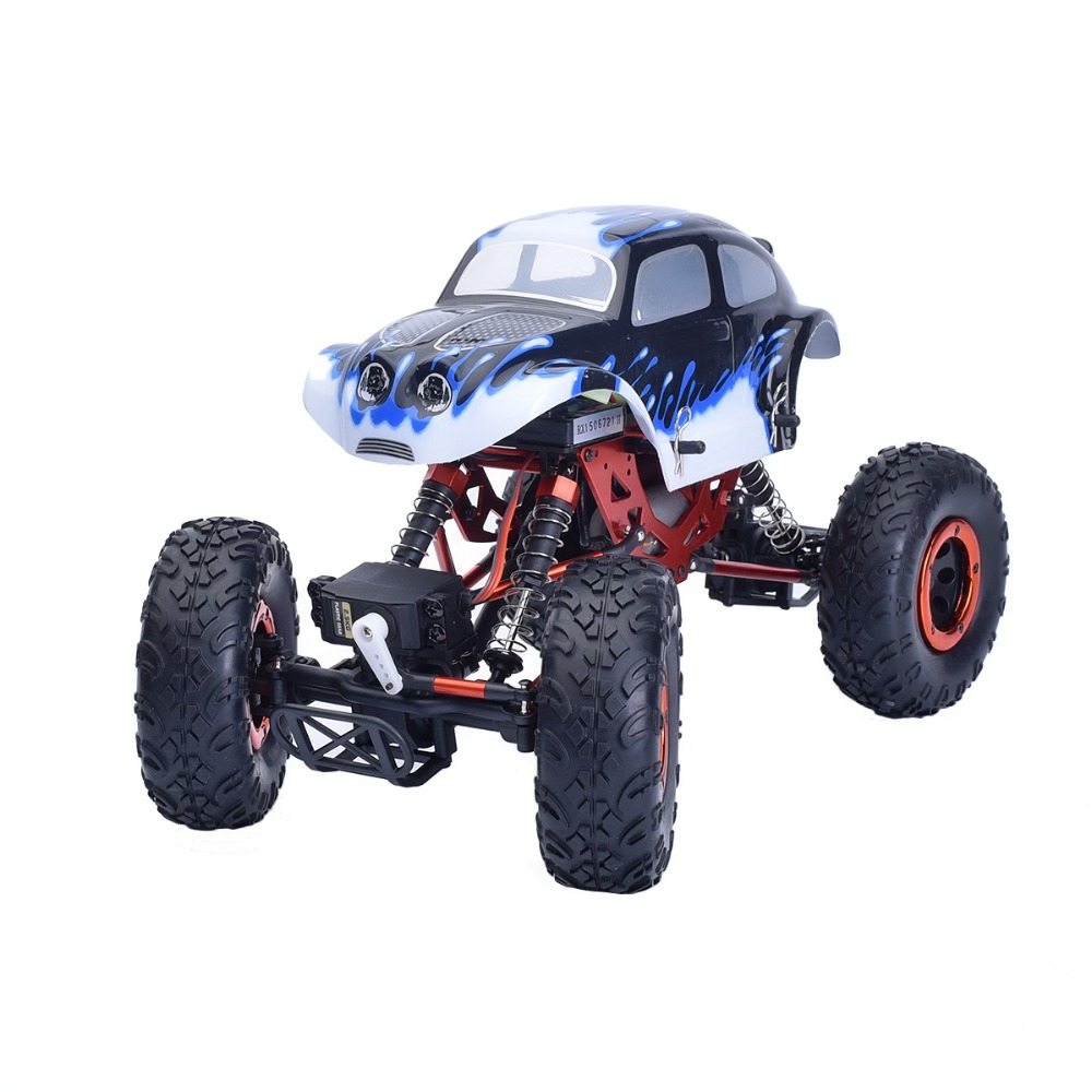 HSP 94680 Rc Car 4wd Electric Power Crawler KULAK 1/18 Off Road Climbing Remote Control speed Car Kids gift Toys