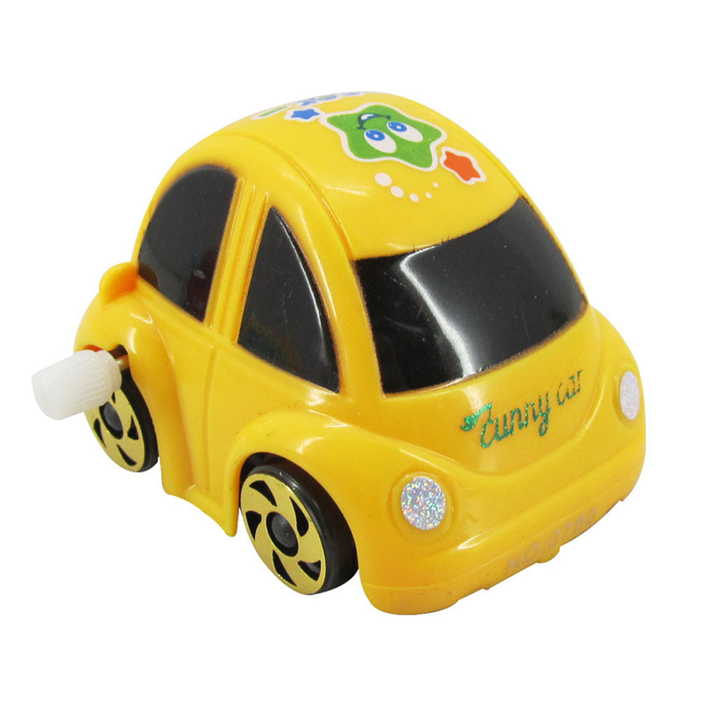 Model cars back to the future Funny Clockwork Toy for children Baby Cute  Car Model Toy Baby Filed Gift For Kids D300128