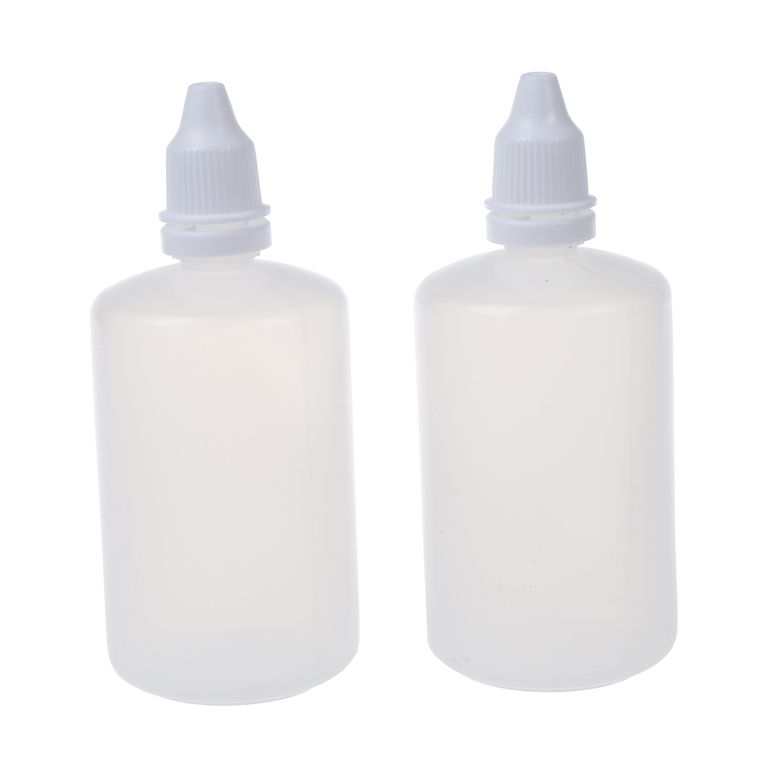 Pack of 50 Plastic LDPE Squeezable Dropper Bottles Eye Liquid Empty New (100ml capacity) mymei 50ml empty plastic dropper bottles eye dropper liquid learning games