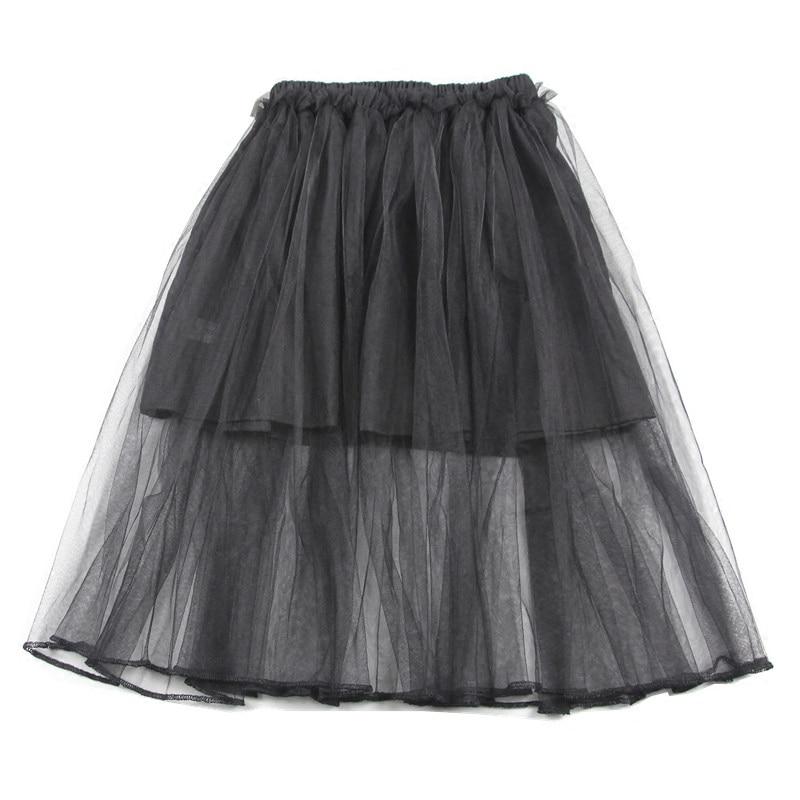2018 Лето бросился ленты прибытие девушки юбки-пачки модные юбки для девочек Нижняя юбка для детей балетки для девочек