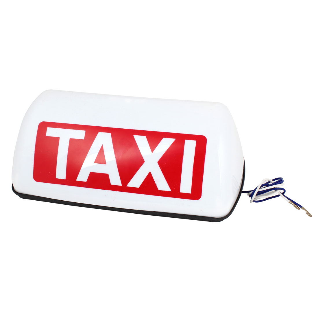 UXCELL Magnetic Base Yellow Light Taxi Roof Top Sign Indicator Lamp 12V